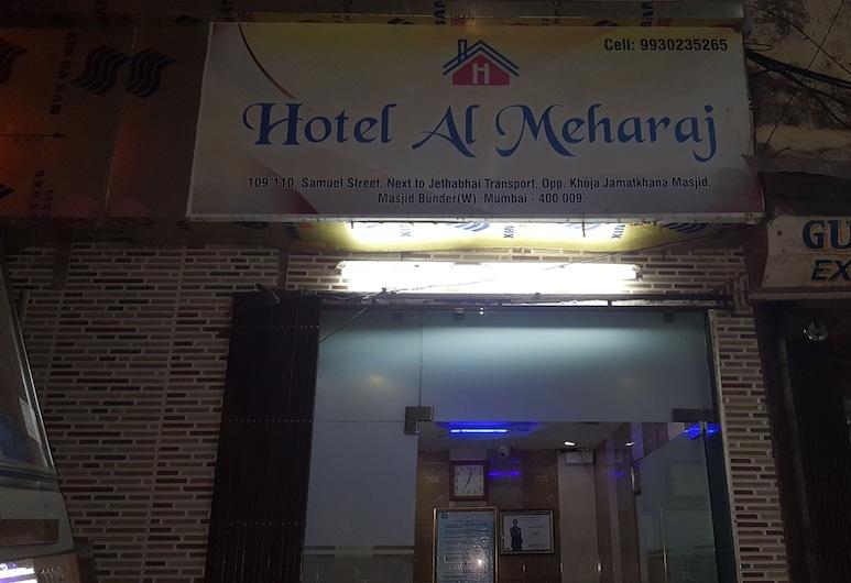 Hotel Al Mehraj, Mumbai, Entrada interior