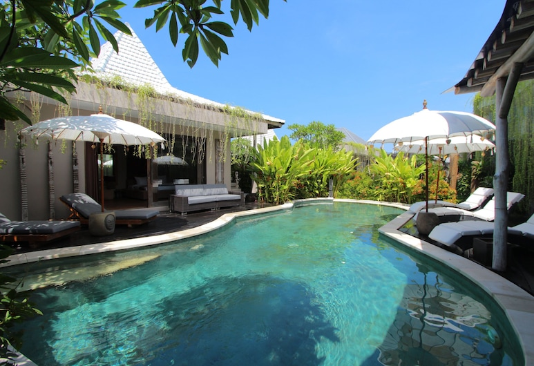 Gahana Bali Villas by Gamma Hospitality, Seminyak, Piscina externa
