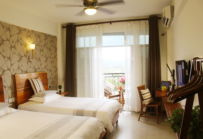 Sunny Sanya Destination Hotel Haitang, Sanya, Kamar Twin Deluks, Kamar Tamu
