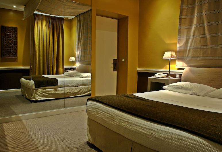 Semeli Hotel, Athén, Deluxe szoba kétszemélyes ággyal, Vendégszoba