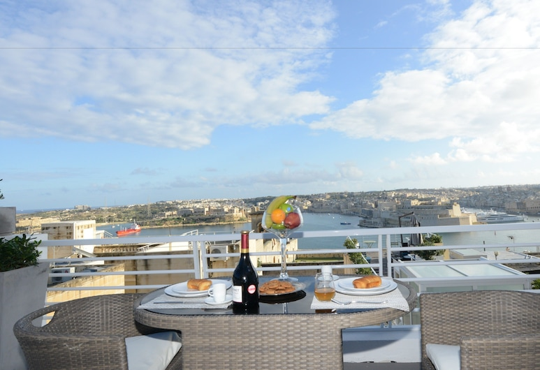Paulos Valletta, Valletta, Double Room, Balcony, Sea View, Balcony