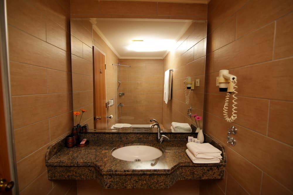 Suite - Badeværelse
