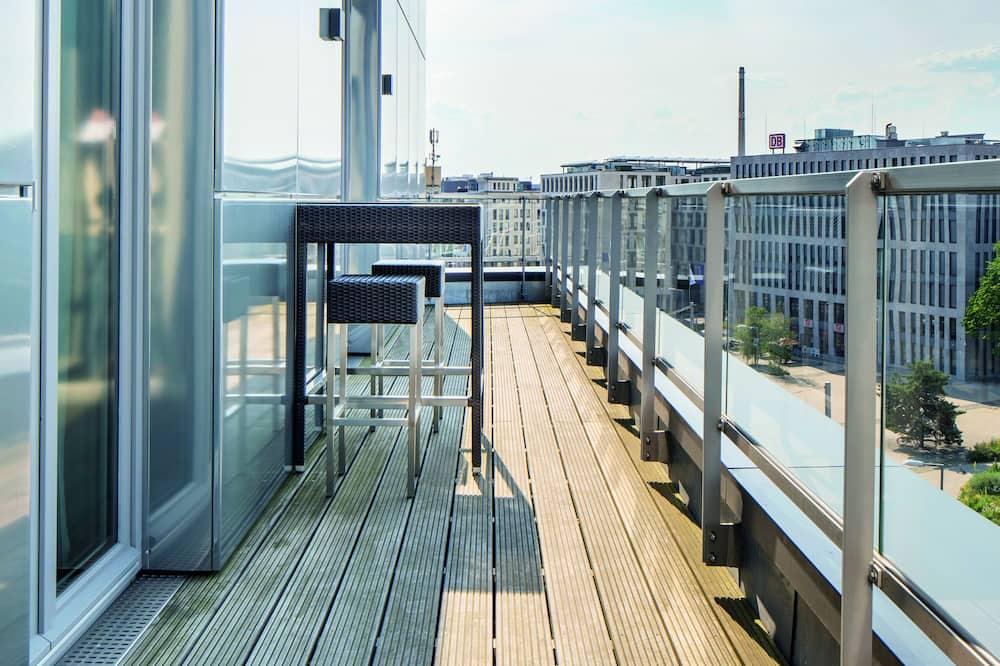 Grand View Penthouse - Balkon