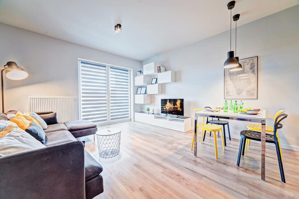 Apartament (Yellowston) - Salon