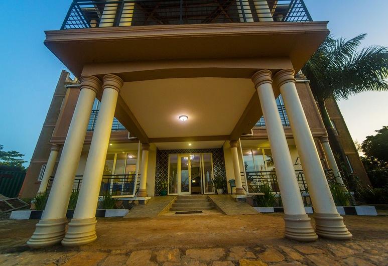 Hotel Royal Nest, Ентеббе, Фасад готелю