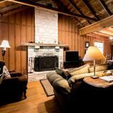 House, 1 Bedroom (Wild Sage Barn) - Living Area