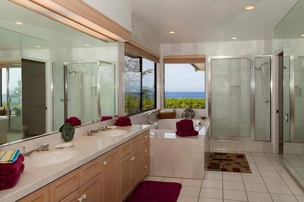 Apartment, 4 Bedrooms - Bilik mandi