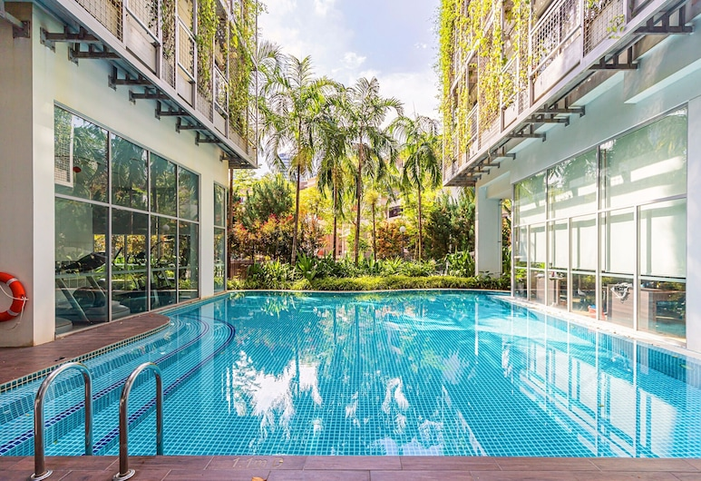 Thanksgiving Serviced Residence, Singapour, Piscine en plein air