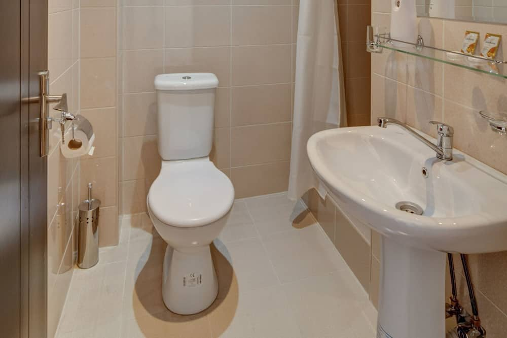Comfort Single Room, Terrace - Bathroom