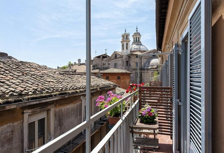 Le Suite Del Barone, Roma, Camera Superior, vista città, Balcone