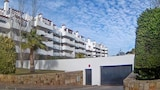 Nuotrauka: Apartment with pool and sea view 08114691, Estepona