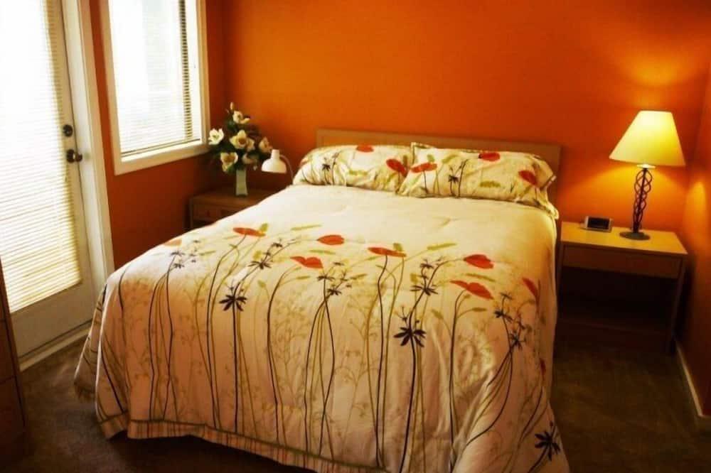 Kooperatīva tūristu mītne, divas guļamistabas - Numurs