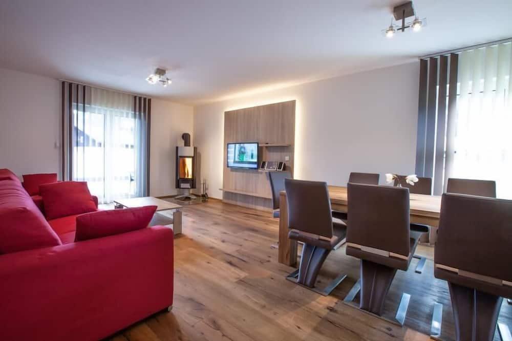 Căn hộ, 3 phòng ngủ - Khu phòng khách