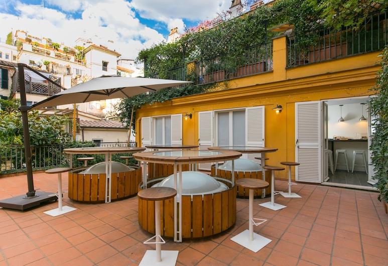 西班牙大道酒店, Rome, 奢華三人房, 附屬樓 (Via Rasella, 148), 客廳