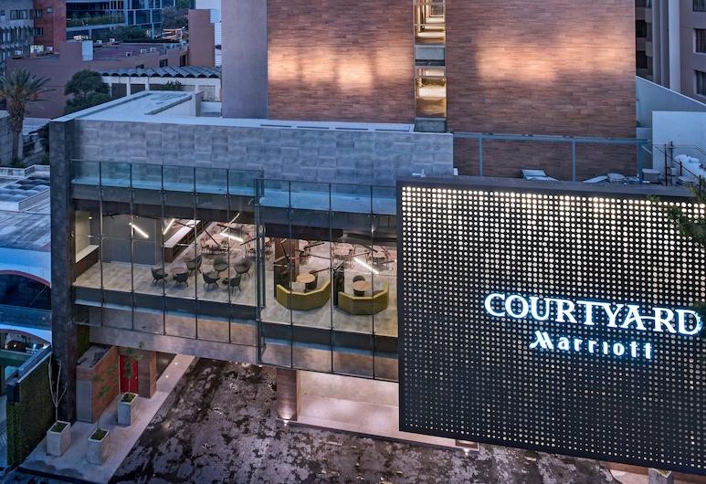 Courtyard by Marriott Guatemala City, Guatemala City, Hotel Front