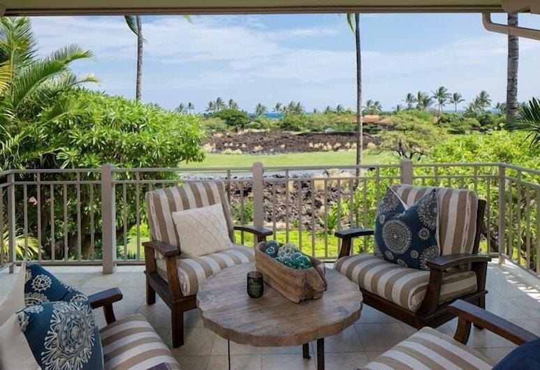 129B Hualalai, קילואה-קונה, דירה, 3 חדרי שינה, מרפסת