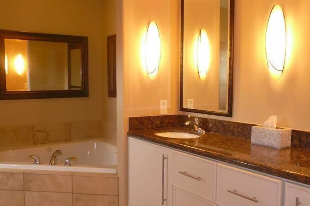 Апартаменти, 4 спальні - Вигоди у ванній кімнаті