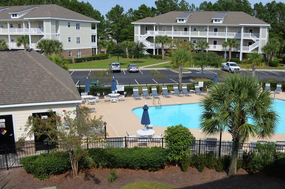 شقة - عدة أسرّة (411 Willow Bend) - حمام سباحة