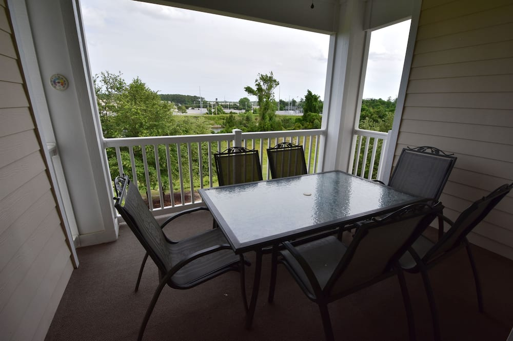 Villa, Multiple Beds (1134 The Havens) - Balcony