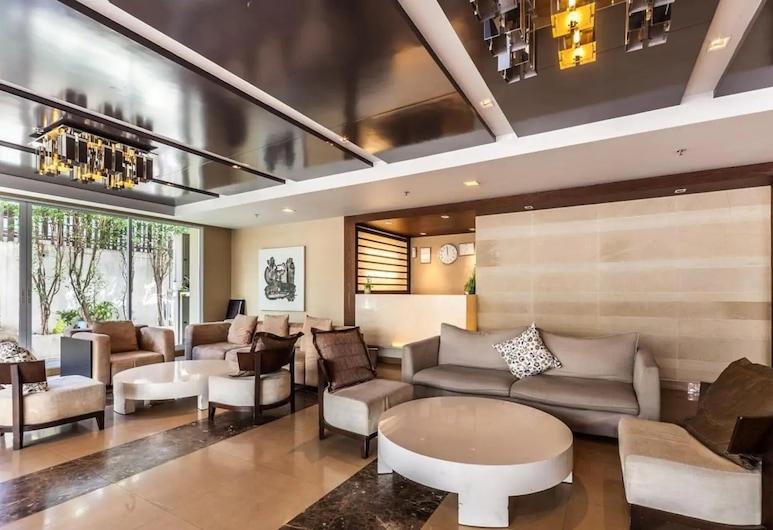 Double Trees Residence, Bangkok, Posezení ve vstupní hale