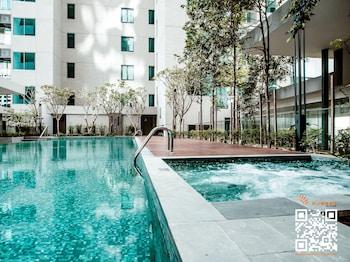 Fotografia hotela (Mercu Summer Suite KLCC @ Penguin Homes) v meste Kuala Lumpur