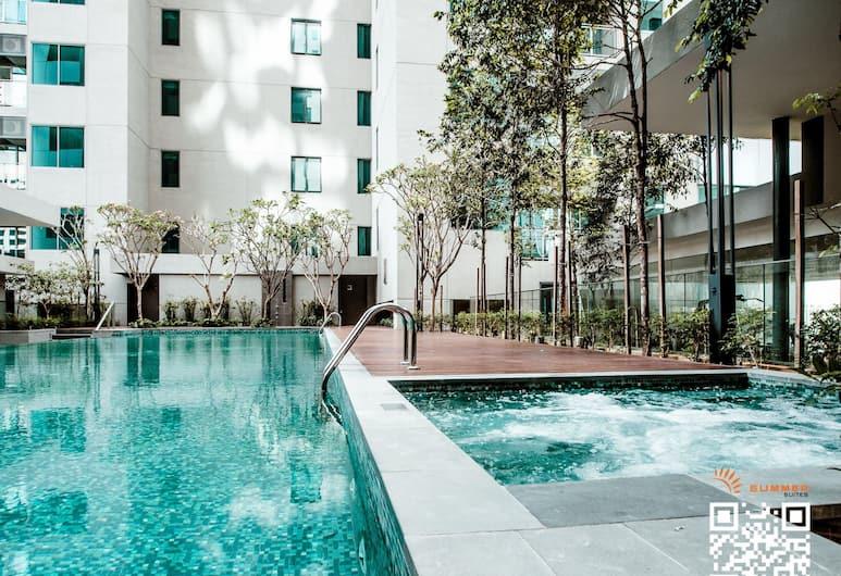 Mercu Summer Suite KLCC @ Penguin Homes, Kuala Lumpur, Kolam Renang