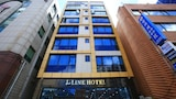 Sélectionnez cet hôtel quartier  à Jeju, Corée du Sud (réservation en ligne)