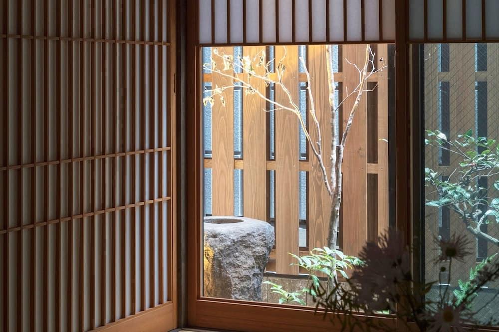 Zimmer (Miyoshikura) - Garten