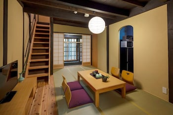 Picture of Kumashuan in Kyoto