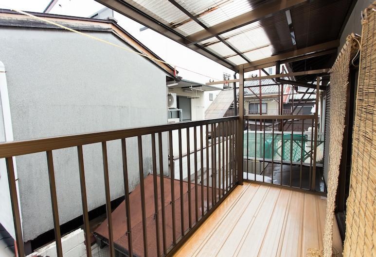 유이 안, Kyoto, 하우스, 발코니