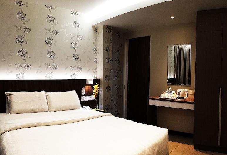 Tai Ichi Hotel, Kuala Lumpur, Deluxe Double Room, Guest Room