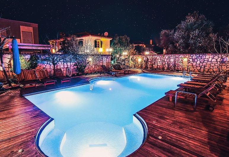 Boreas Butik Hotel - Adults Only, Çeşme, Açık Yüzme Havuzu