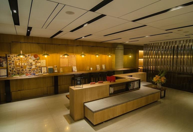 City Suites - Beimen, Taipei, Lobby