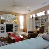 Standard apartman, 3 hálószobával - Nappali rész
