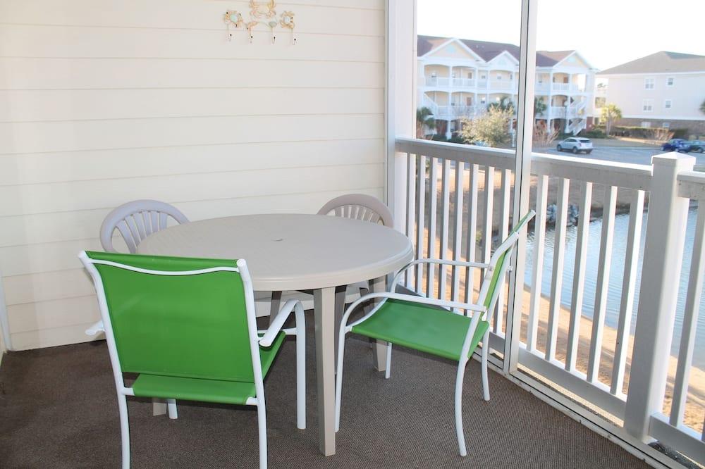 Apartament standardowy, 2 sypialnie - Balkon