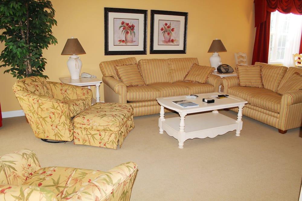 Apartemen Standar, 3 kamar tidur - Area Keluarga