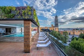 Fotografia do Azul Talavera Hotel em Puebla