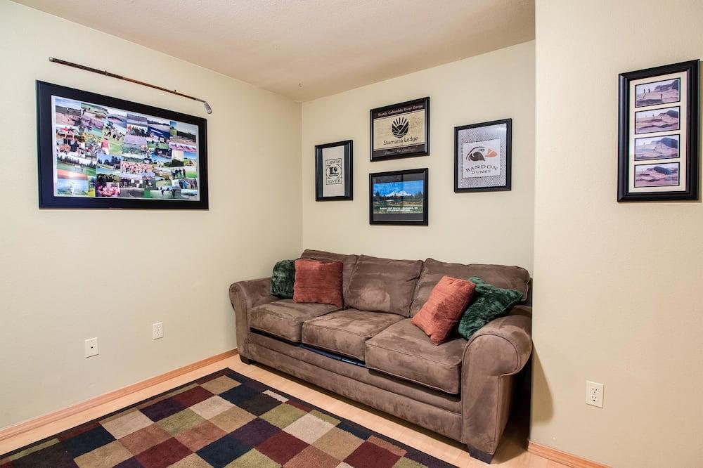 Rodinný apartmán, 4 ložnice - Obývací prostor