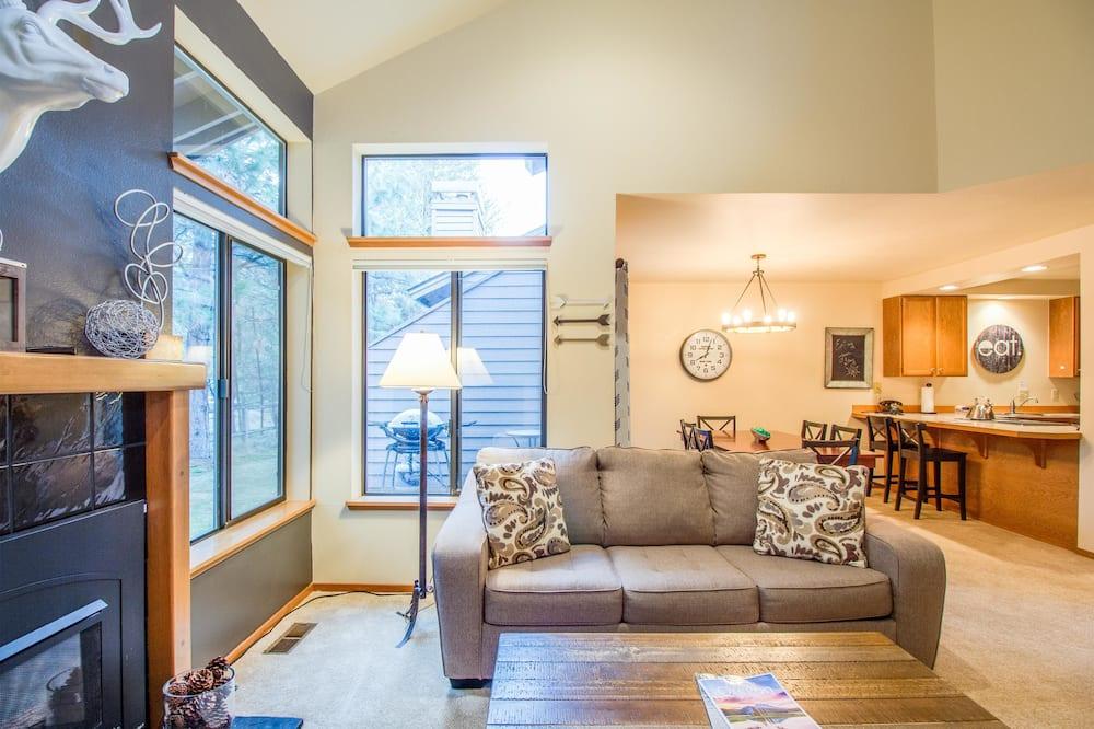 Rodinný apartmán, 3 ložnice - Obývací prostor
