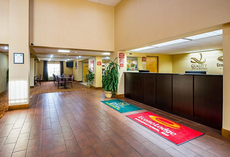Econo Lodge Hagerstown I-81, Hagerstown, Lobby