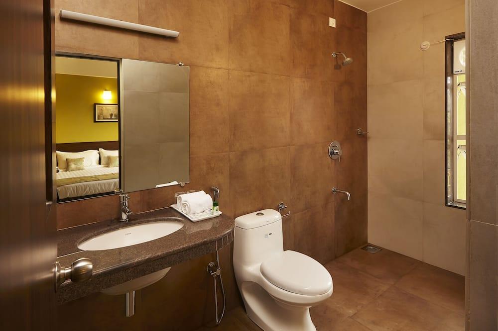 Camera Deluxe, Letti multipli, bagno privato - Bagno