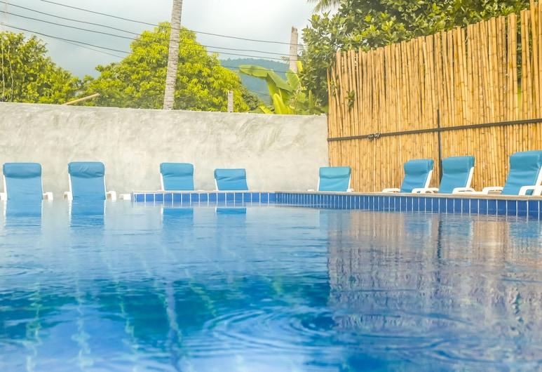 Phanganist Hostel, Ko Pha-ngan, Outdoor Pool