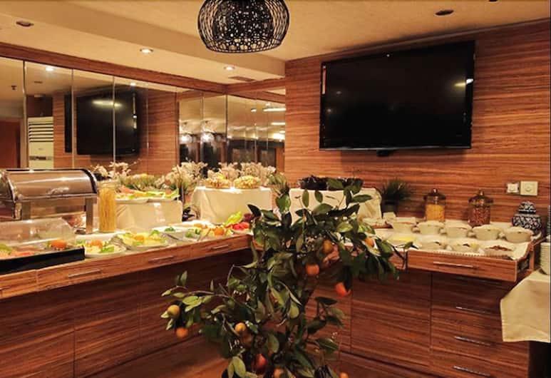 Derpa Suite Hotel Osmanbey, Istanbul, Sala colazione