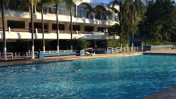 Selline näeb välja Hotel Fazenda Flamingos, Serra Negra