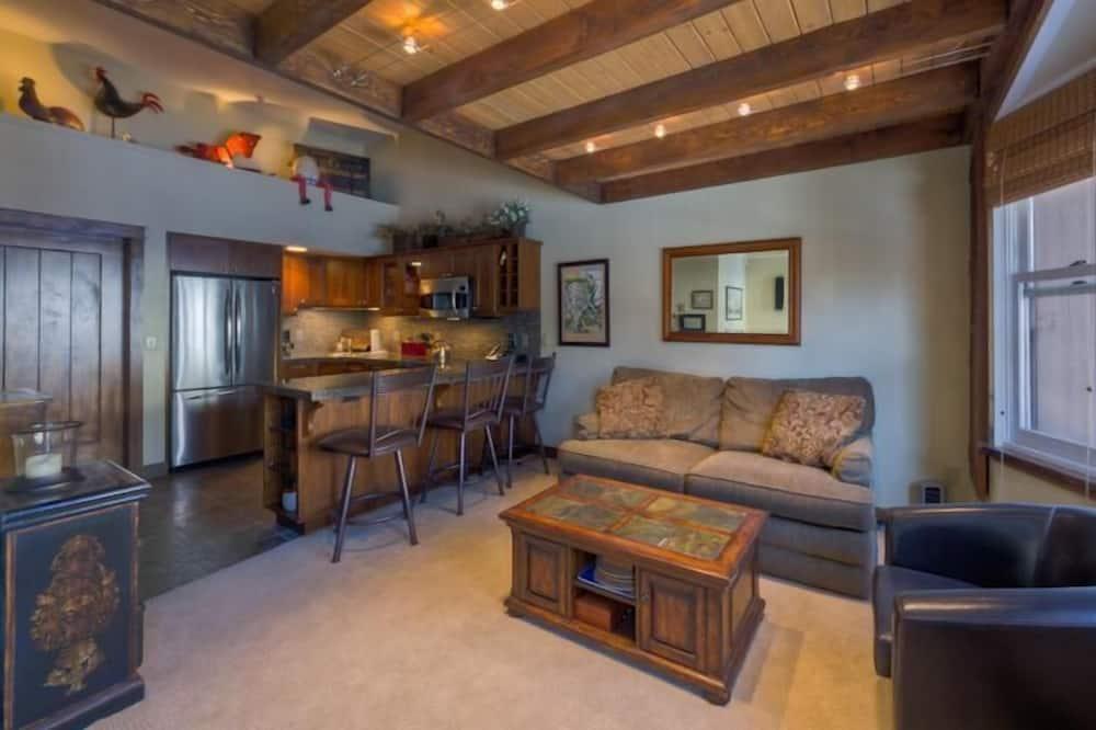 Rodinný byt, 1 spálňa, orientovaný smerom k horám - Vybraná fotografia