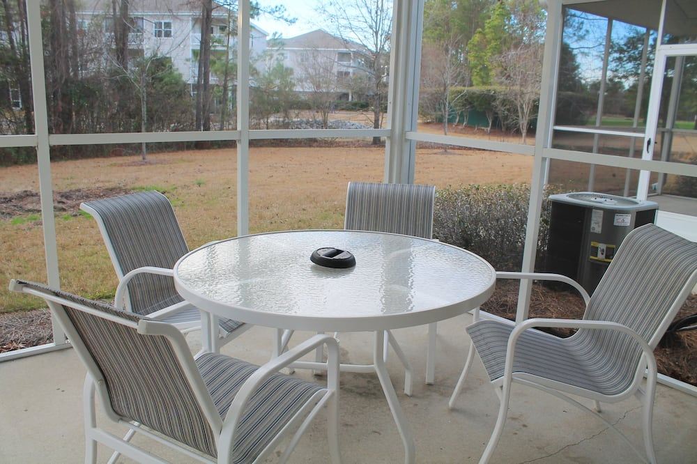 Departamento estándar, 3 habitaciones - Terraza o patio