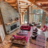 Casa Familiar, 4 Quartos, Junto à Montanha - Área de Estar