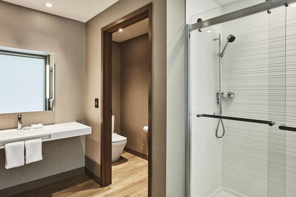 스위트, 침실 1개, 금연 - 욕실