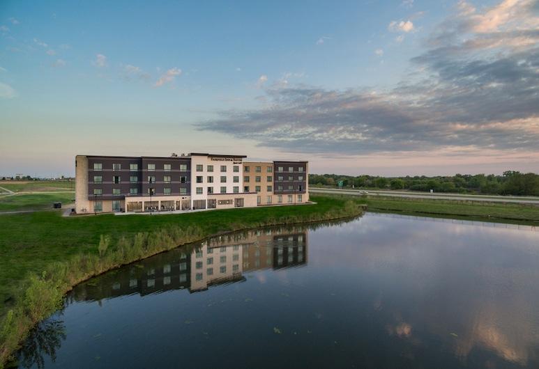 Fairfield Inn & Suites Des Moines Altoona, Des Moines, Prostory pro piknik/grilování