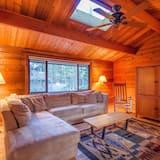 Rodinný apartmán, 4 ložnice - Obývací pokoj